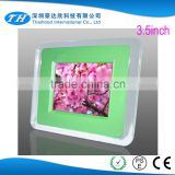 3.5inch Acrylic digital photo frame