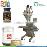 Semi-automatic easy operation parameter chill powder and packing machine for small business