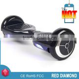 Red diamond two wheel self balancing scooter parts electric drifting Flash B1
