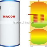 Macon Buffer Tank and hot water tank, high pressure tank, double inner tank