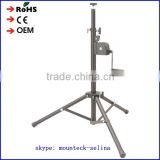 on sale photography heavy duty light stands 4 meters height speaker stand tripod elevator speaker stand