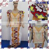 CL4196 Top fashionable beautiful good quality ladies bazin dress,bazin fabric for women wholesale