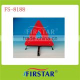 automobile combi first aid set with warning vest and warning triangle from China firstar