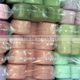 100% Acrylic bulk yarn for knitting & weaving                                                                         Quality Choice