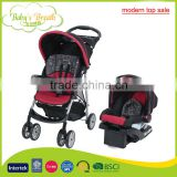 BS-10B modern top sale lovely baby doll pram stroller with car seat