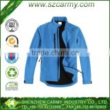 Autumn Bright Blue Jogging Outdoor Sports Unisex Jacket