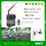 Full HD Time Lapse GSM SMS Control Hunting Trail Camera With Waterproof IP67 Wifi Hunting Phone