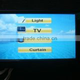"7"" 800*600 tft lcd display with touch screen which can be used for a variety of industry"