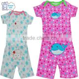 Wholesale Cheap Baby Clothing Sets Soft Cotton 2pcs Pants And Shirt Summer Clothing Sets