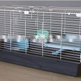 Pet Products Small Animal Cage, IndoorPlastic Rabbit Cage 467,L                                                                         Quality Choice