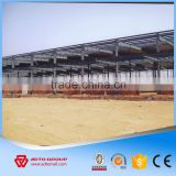 High performance prefabricated workshop preengineering steel frame structure construction steel framework