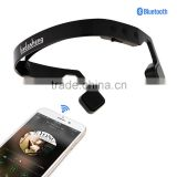 New bluetooth headphone waterproof wireless sport neckband headset best selling bluetooth bone conduction headset