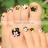 Beauty Sticker Hot selling Hot Focus Inc Sparkling Nail Patch and Toe Sticker