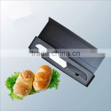 Ceramic bread knife blade blank with gift box