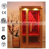 Body massager machine sauna room , infrared sauna bath