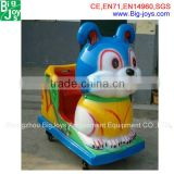 Girl's favourite rabbit kiddie rides, indoor kiddie rides, kiddie ride coin operated game