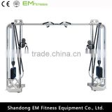 cable crossover , cable machine multi gym multi gym exercise equipment