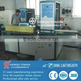 High security steel bars induction heating oven