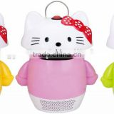 World Best Selling Product Kitty Shape Mosquito Killer Lamp/ Popular Liked Mosquito Trap/
