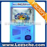 Plush mini toy/ doll claw crane vending machine/ claw game machine/ arcade game machine