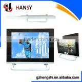 tablet touch screen with 17inch lcd tv baby monitor