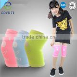 china supplier knitted elastic knee and elbow brace support