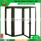 Double Glazed Windows Made in China New Products Wooden Frame Swing Windows Folding Partition Doors