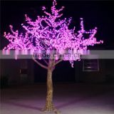 china supplier since 2006 wedding decorations Light up Acrylic LED cherry tree, wedding decorations LED cherry tree