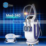 beauty salon instruments best slimming machine fat burning massager lipolysis+vacuum machine