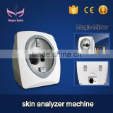 High Performance Beauty Device!!! Skin Analyzer Magnifier Machine Skin Test Machine for Home Use