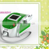 distributor wanted China factory made best portable ipl shr laser hair removal machine for waxing and depilation