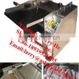 fish skin peeling machine/fish skinning machine/fish bone and skin remover