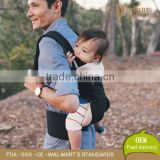 Multifunctional baby carrier sling 360 degrees newborn baby holding suspenders Shoulder waist infant baby wrap carrier