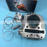 GY6 150CC 57.4mm 157QMJ Cylinder W/ Piston Sets Gaskets ATV Quad Scooter Go Kart Engine Parts