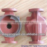 customized cast iron water pump body/pump casing in mechanical parts&fabrication services