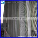 factory directly supply steel expanded metal mesh/ aluminum expanded metal/ expanded metal mesh fence