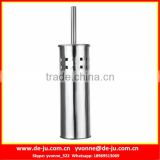 Stainless Steel Toilet Brush With Stand