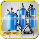 Easy Movement Sandblasting Machine For Rusty Cleaning