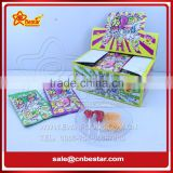 Foot Shape Lollipop with Popping Candy 10g