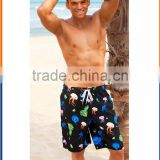 Customize 100 cotton/polyester latesr desigh guangzhou factory boxer mens shorts running shorts sports board breathable shorts