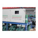 Danfoss Parallel Screw Compressor Unit for apple cold room / copeland condensing unit