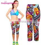 Comfortable Soft Women Yoga Pants Custom Logo Leggings