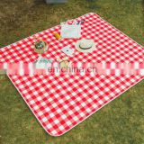 New cheap portable beach travel outdoor waterproof picnic blanket