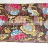 Kantha Quilts - Designer Kantha Quilts and Sari Kantha from India