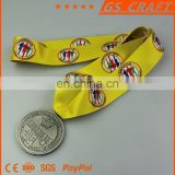 New Arrival Wholesale Promotional Fantastic Lanyard for Medal