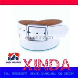 Genuine Leather Belt with Delicate Metal Buckle and Customized Designs Welcomed