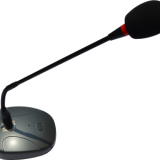 Wired  Microphone With Ring Signal For PA System