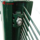 Prison Galvanized Anti - Climbing 358 Mesh Fencing / Security Fencing Panels