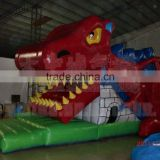 Indoor or outdoor inflatable bouncy inflatable kids playground castle