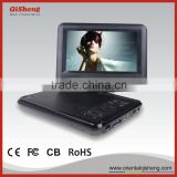 7 inch pdvd with radio,USB,TV,HD-MI portable dvd player
